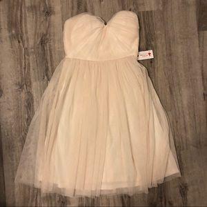 NWT Ivory Multi Way Dress